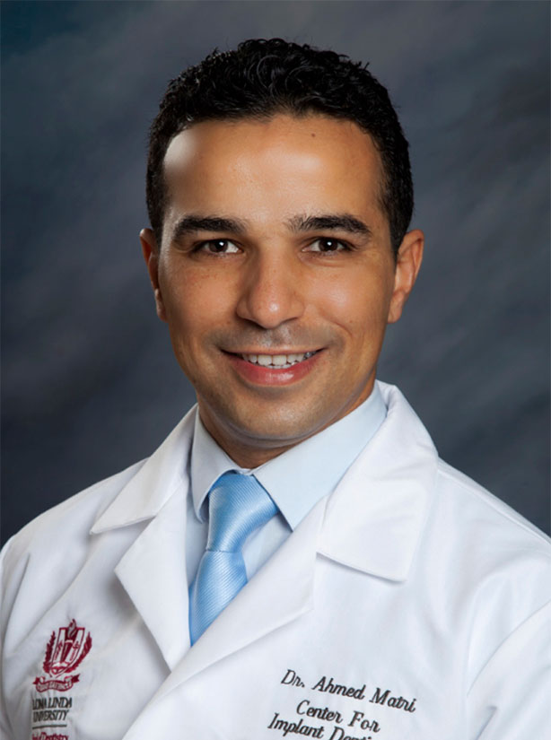 Dr. Ahmed Matri, DDS at Oak Endodontics & Implant Dentistry